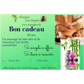 Bon – Massage relaxant 60′